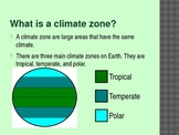 4th GRade TCAP Practice Weather and Climate