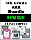 4th Grade AAA Resource Bundle