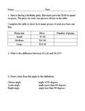 4th Grade Math AIR Test Prep