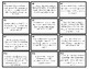 4th Grade Adding & Subtracting Fraction  Word Problems Game CCSS: 4.NF.B.3D