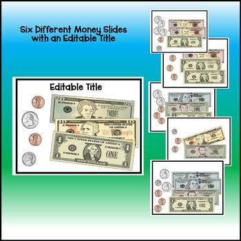 4th Grade Aligned Place Value Number Line Money Sheet