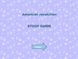 American Revolution PowerPoint Game!