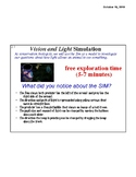 4th Grade Amplify Vision and Light Chapter 2 - All Lessons