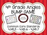 4th Grade Angles BUMP Game