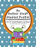4th Grade Author Study Student Packet