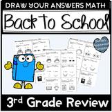 4th Grade Back To School Math Art Activities
