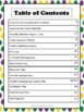 4th Grade Teacher Binder Common Core Math Planner