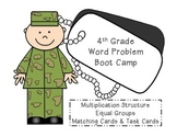 4th Grade Bootcamp - Multiplication Structures Equal Group