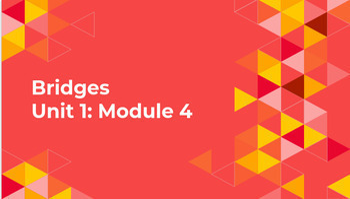 4th Grade Bridges in Mathematics Unit 1: Module 4 by Sara ...