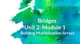 4th Grade Bridges Math Slides Unit 2 Bundle (4 Modules)(Supplemental Resource)