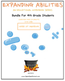 Grade 4 - Bundle for Students Hard of Hearing