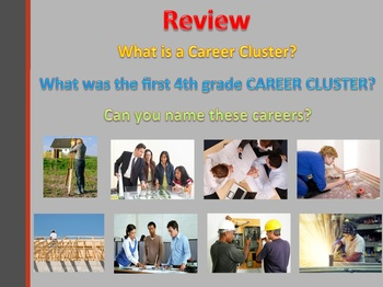 4th Grade - Business Management and Administration Career Cluster PPT