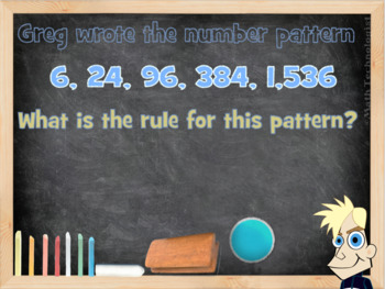4th Grade CCS Math Jeopardy:Number Operations in Base Ten and Algebraic Thinking