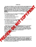 4th Grade CCSS Context Clues Assessment