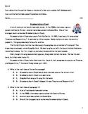 4th Grade CCSS ELA RI.4.2 Assessment