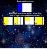 4th Grade CCSS Math Jeopardy Game SMARTBOARD NOTEBOOK Fraction & Decimal Review