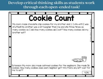 Math Bundle 4th Grade ALL Standards