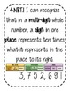 4th Grade CCSS Mathematics (Binder/Bulletin Board Labels)