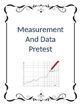 4th Grade CCSS Measurement and Data Assessment