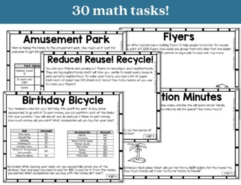 Place Value Bundle 4th Grade