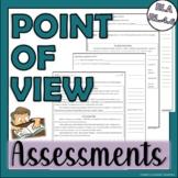 4th Grade CCSS RL.4.6 ELA Assessment #2