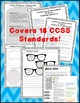 4th Grade CCSS Standards Aligned Reading Worksheets