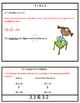 4th Grade- Chapter 3, Go Math Review Packet
