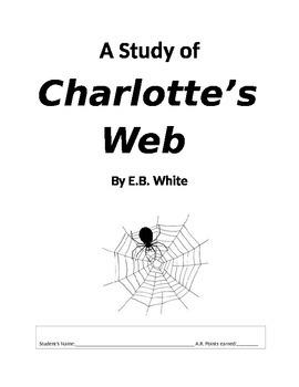 4th Grade Charlotte's Web Book Study