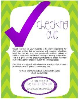 4th Grade Checkmarks