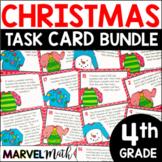 4th Grade Christmas Bundle Multiplication, Division & Multi-Step Problem Solving