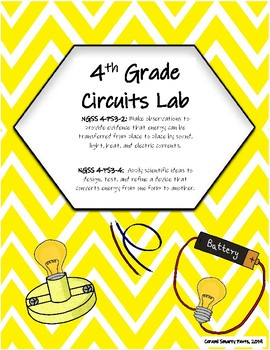 Circuit Lab (NGSS 4-PS3-2, 4-PS3-4)