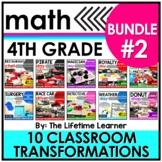 4th Grade Classroom Transformations | Bundle #2