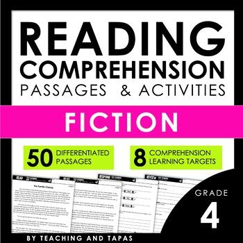 4th Grade Close Reading - Literature