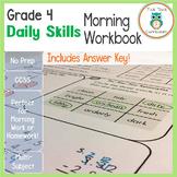 4th Grade Daily Skills Morning Work