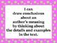 "4th Grade Common Core Fiction and Nonfiction Reading "" I C"