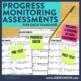 Fourth Grade Math Assessments for Progress Monitoring