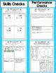 4th Grade Math Assessments Standards-Based Math Assessments Bundle