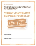 Constructed Response Portfolio Assessment:  4th Grade CCS