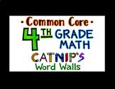 4th Grade Common Core Math Flash Cards