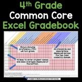 4th Grade Common Core Math Grade Book