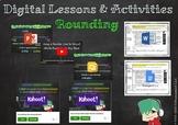 Rounding (4.NBT.3):  4th Grade Digital Math Lesson