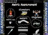 Metric Measurement (4.MD.1):  Math Lesson