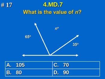 4th Grade Common Core Math Practice