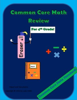 Common Core Math Review for 4th Grade