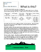 4th Grade Common Core Math Review:  2-D Tuesday --2nd 9 Weeks