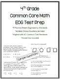 4th Grade Common Core Math Test Prep