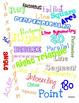 4th Grade Common Core Math Vocabulary Review Game