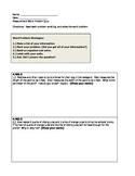 4th Grade Common Core Measurement Quiz