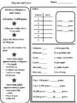 4th Grade Common Core Measurement and Data