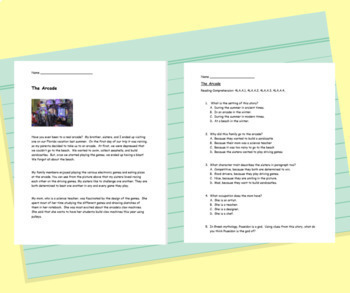 Force and Motion: 4th Grade Common Core:  Pack 2